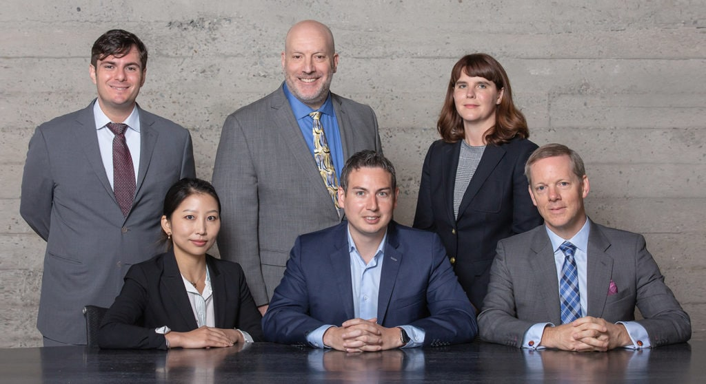 BSV Law Partners At Table